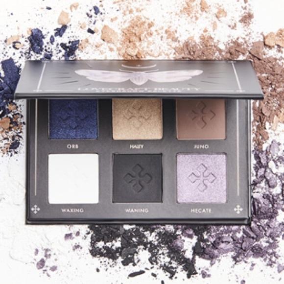 2/$20 Lovecraft Beauty Basic Rituals Eyeshadow New